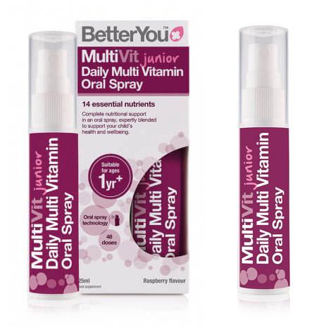 Vitamini v spreju za otroke