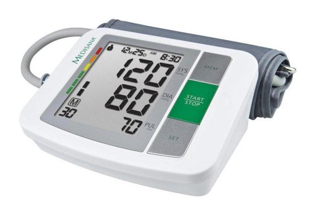 Avtomatski nadlaktni merilnik krvnega tlaka BU 512