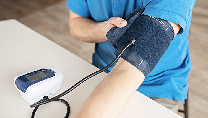 Merilec krvnega tlaka